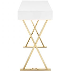 Console Luxury gold