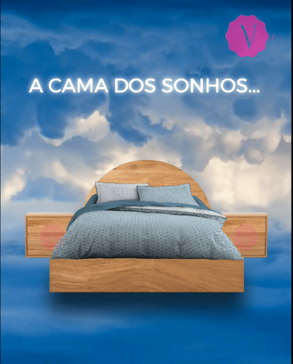 Cama dos Sonhos Valpinho